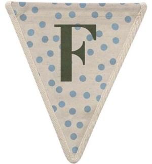 Blue Spot F Pennant-99-F1
