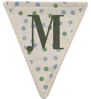 Spotty M Pennant-99-M1