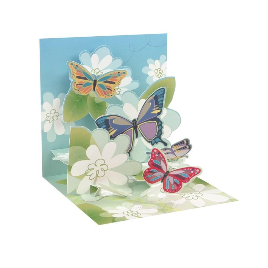 Garden Butterflies Gift Card