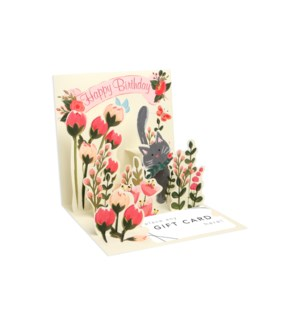 Botanical Cat Gift Card
