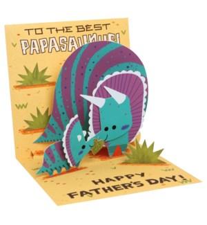 Papasaurus Dad
