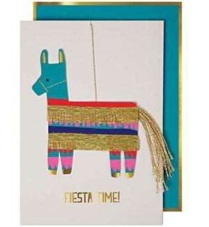 Pinata Fiesta Time Card-15-3450H