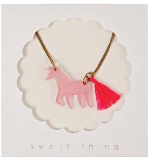 Unicorn Necklace-50-0002