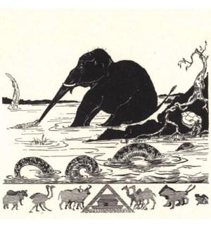 The Elephant'S Child Kipling