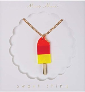 Ice Lolly Necklace-50-0083
