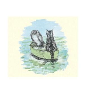 Owl & The Pussycat Lamb