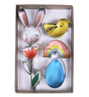 Easter Cookie Cutters S/5-45-2574
