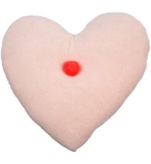 Velvet Heart Cushion-30-0054