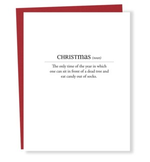 Modern definitions christmas
