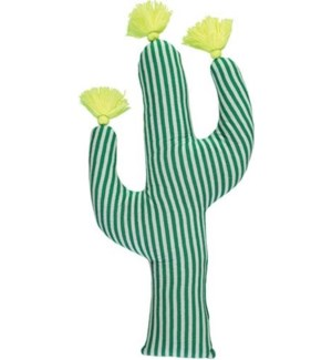 Knitted Cactus Cushion-30-0058