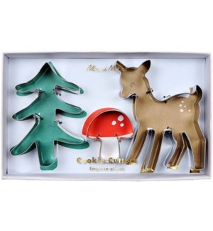 Woodland Cookie Cutters-45-3025