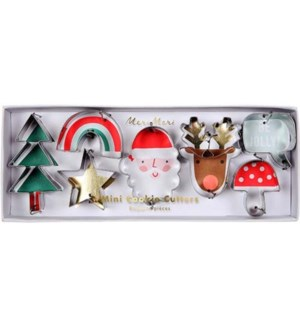 Mini Xmas Cookie Cutters-45-3026