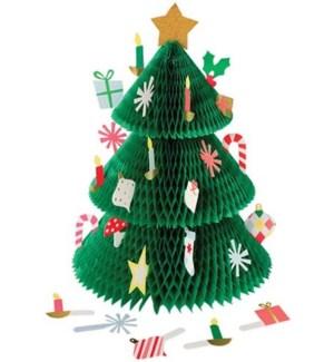 Honeycomb Tree Advent Calendar-45-3055
