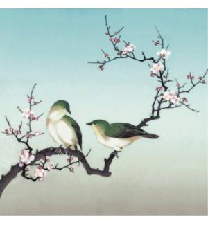 Plum Blossom Birds