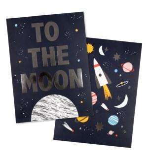 Space Prints S/2-30-0160