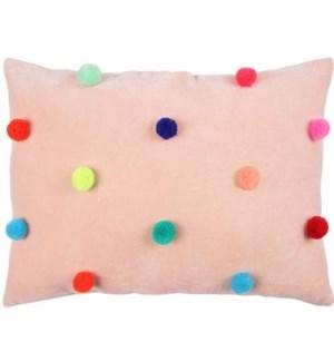 Pom Pom Cushion-30-0211