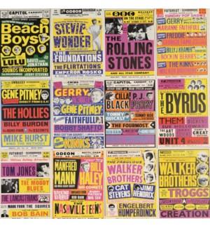 British Concert Posters