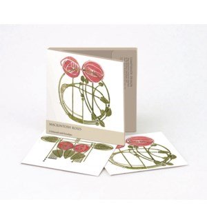 Mackintosh Roses Wallet  175492