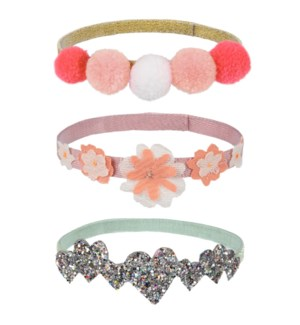 Doll Hair Bands S/3-30-0260