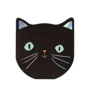Cat Napkins Small