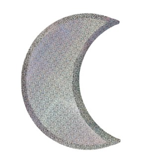 Moon Plate Large