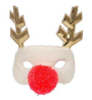 Reindeer Fabric Mask
