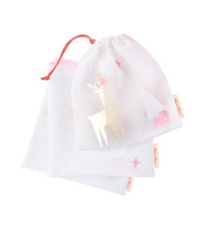 Christmas Icons Shaker Bag