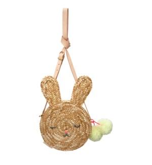 Bunny Straw Bag-45-4301