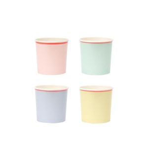 Small Pastel Tumbler Cups-45-4312