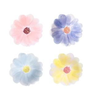 Flower Garden Small Plates-45-4349