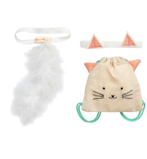 Cat Backpack Dolly Dress Up