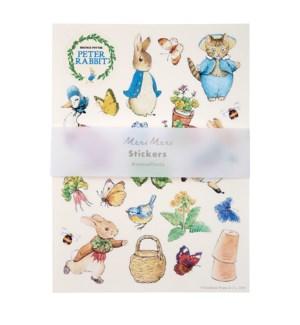 Peter Rabbit Sticker Sheets-45-4377