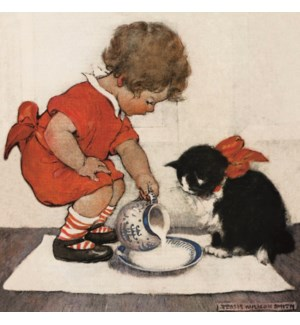 Teatime For Kitty Smith