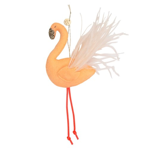 Flamingo Tree Decoration