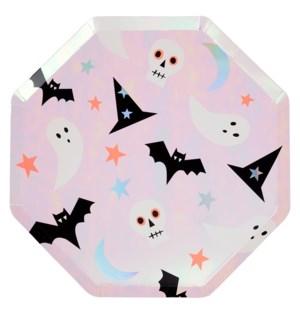 Halloween Icon Dinner Plate