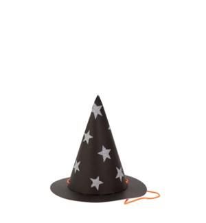 Mini Star Witch Hat