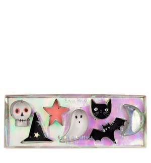 Halloween Icon Mini Cookie Cutters