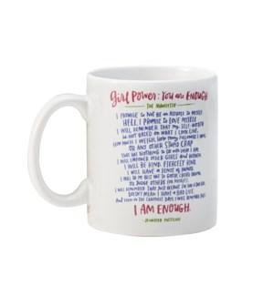 MG119-Girl Power Mug