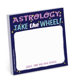Sticky Notes: Astrology