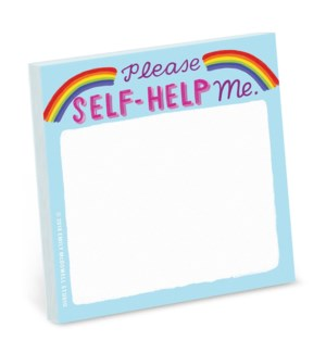 Sticky Notes: Self Help