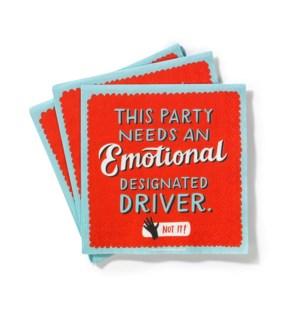 Napkins: Emotional Driver