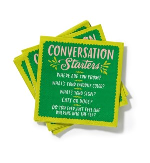 Napkins: Conversation Starters
