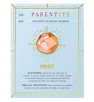 Gem Card: Parentite