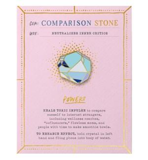 Gem Card: Comparison Stone