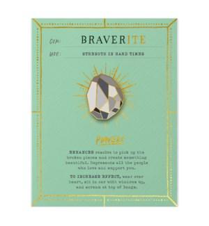 Gem Card: Braverite