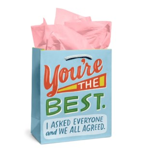 Gift Bag: You're the Best