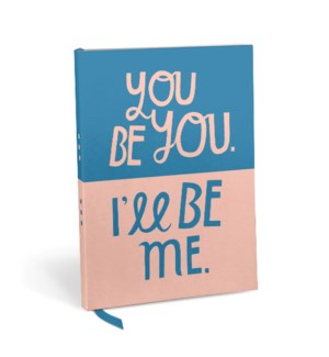 Journal: You Be You