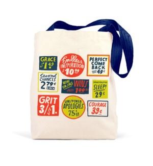 Tote Bag: Store Signs