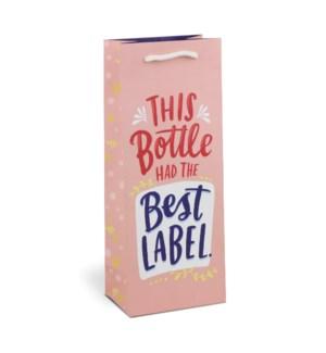 Wine Bag: Best Label