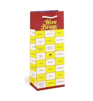 Wine Bag: Wine Bingo